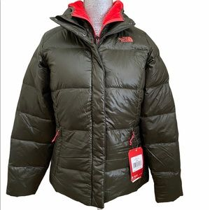 NWT THE NORTH FACE Sumbu Triclimate Down Jacket S